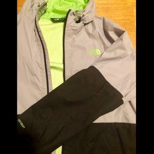 Men's Large North Face Raincoat